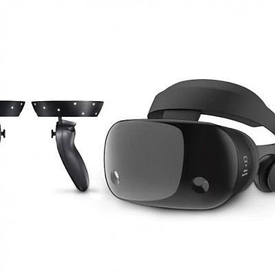 Window Mixed Reality(윈도우MR) VR HMD + Controller